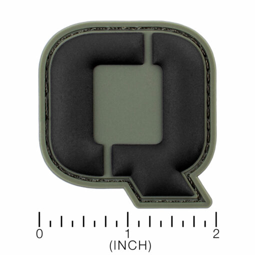 Q Tactical Morale Patch Sizing