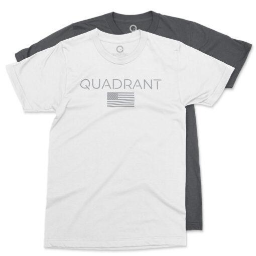 Quadrant American Flag T-Shirt
