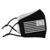 Quadrant Betsy Ross Flag Face Mask