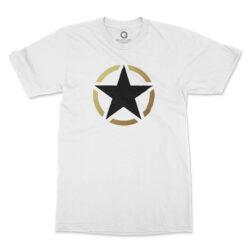 Quadrant Military Star Limited Edition T-Shirt