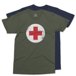 Quadrant WWII Medic T-Shirt