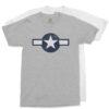 Quadrant WWII Stars and Bars T-Shirt